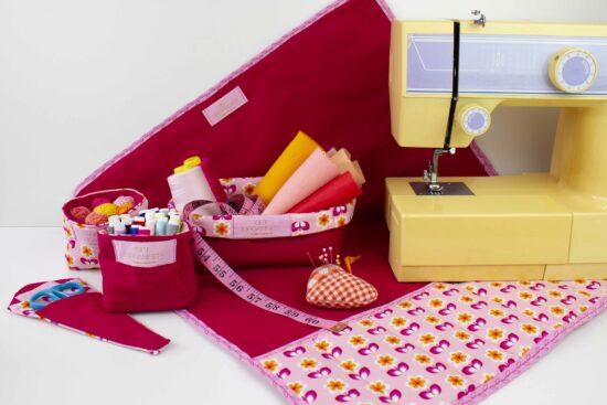 redessiner votre coin de travail pour faire de la couture