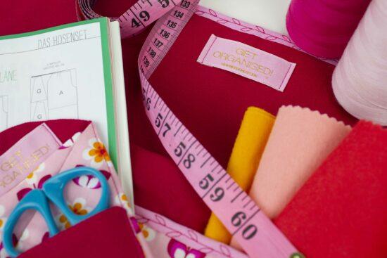 organiser les outils de couture